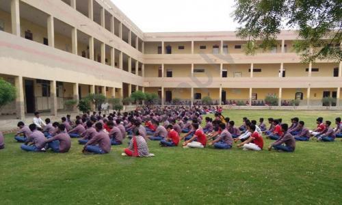 Sambhu Dayal Public School