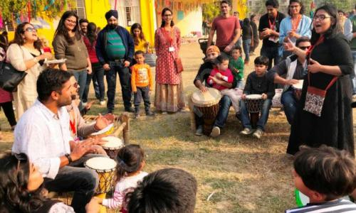 Ukti - The Delhi Waldorf School