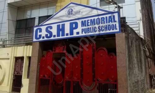 CSHP Memorial Public School