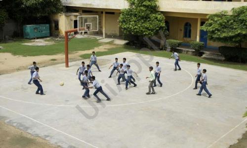 Geeta Sanjay Memorial Public School