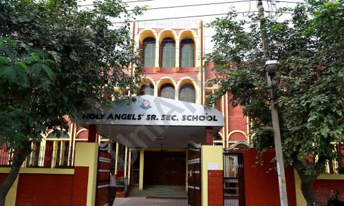 Holy Angels' Senior Secondary School