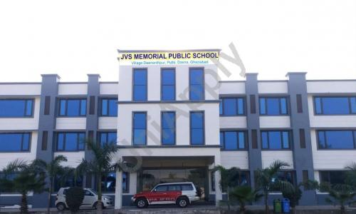 JVS Memorial Public School