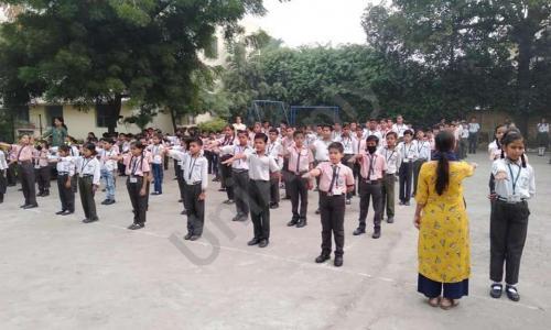 Lal Bahadur Shastri Sainik School