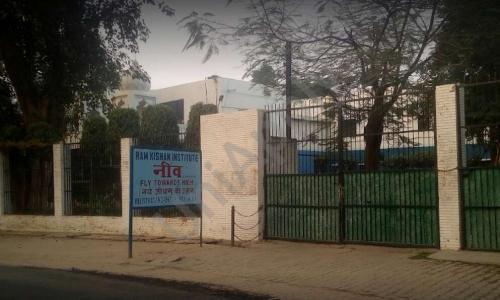 Ram Kishan Institute