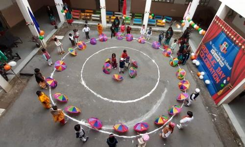 St. Xavier's World School
